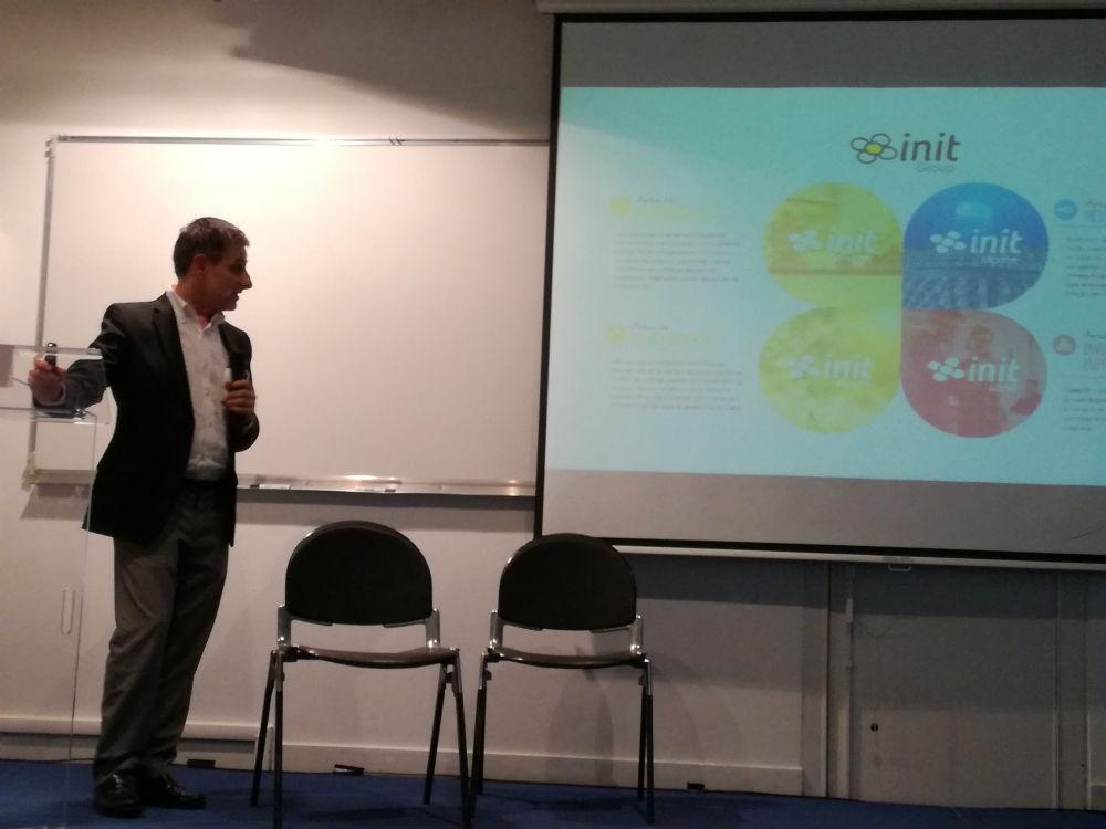 Grupo Init 3os Encuentros de Industrias Bio-Salud