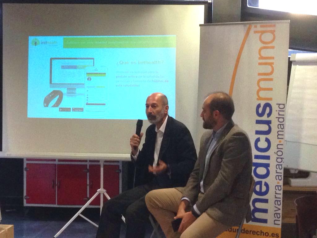 """Inithealth participa en el encuentro """"La empresa frente a los Objetivos de Desarrollo Sostenible"""" de Medicus Mundi"""