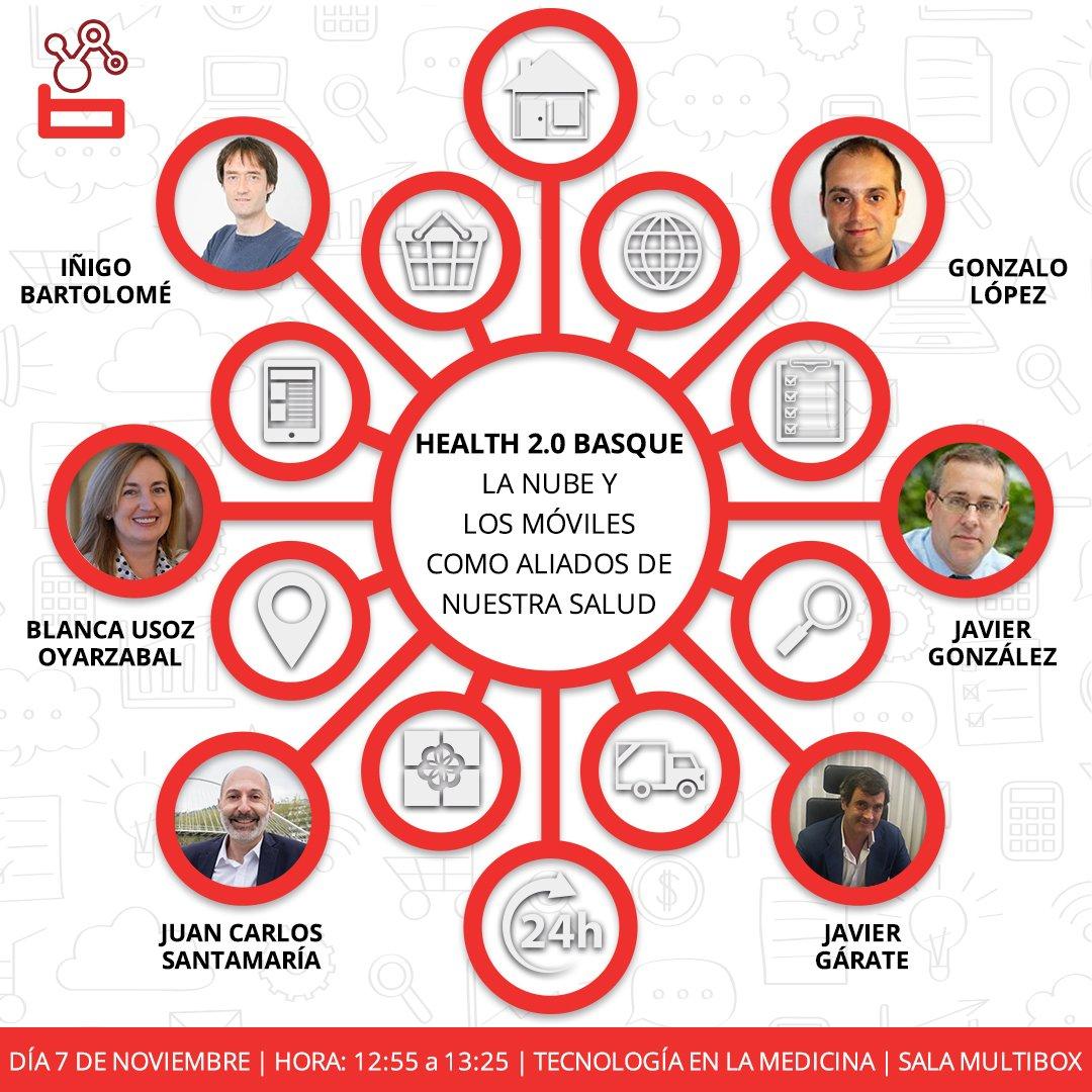 Inithealth, en el encuentro tecnológico de referencia Bilbao Tech Week