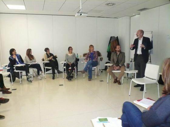 Inithealth acerca el bienestar laboral al Programa Taldeka-Equipos de Emprendimiento de la Diputación de Bizkaia y Ayuntamiento de Getxo