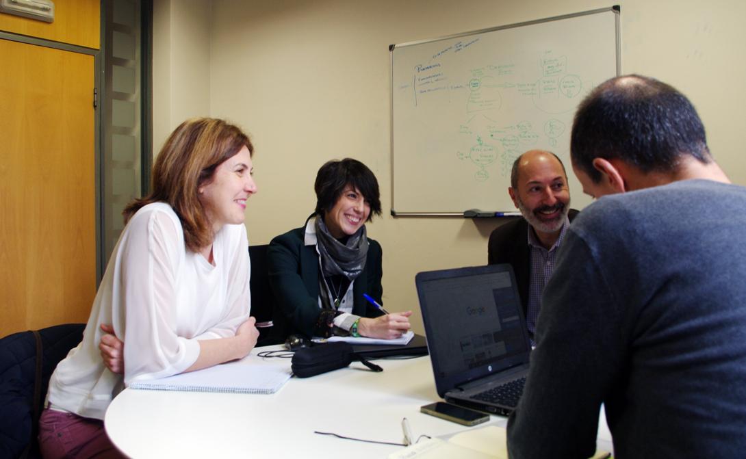 Edurne Jiménez. Empresa Saludable más allá de la Prevención
