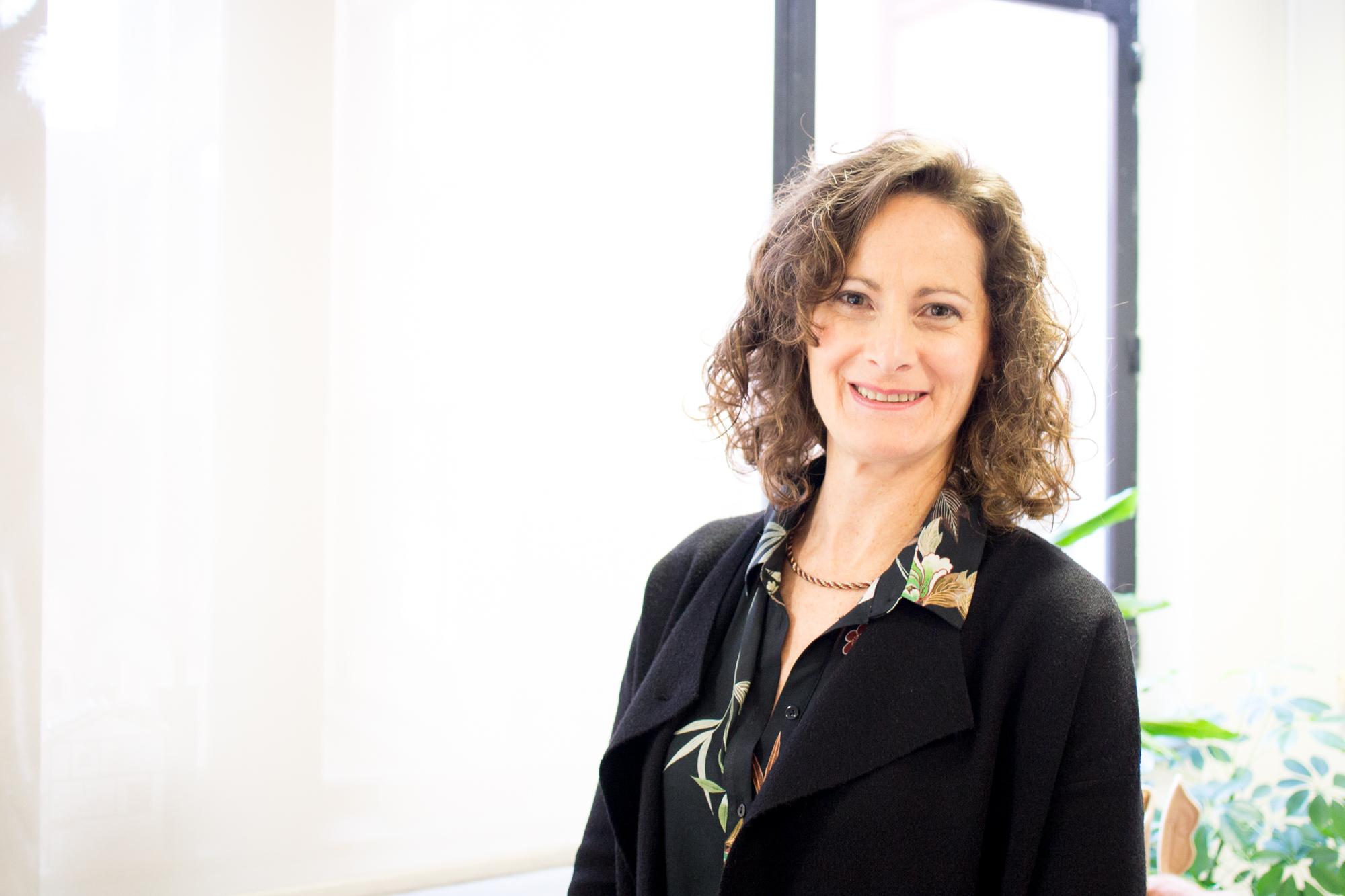 Empresa Saludable más allá de la Prevención: María del Mar Crespo