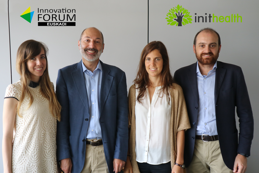 Inithealth, Innovation Forum Euskadi