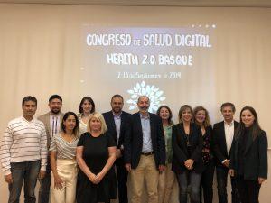Health 2.0 Basque en el Congreso de Salud Digital